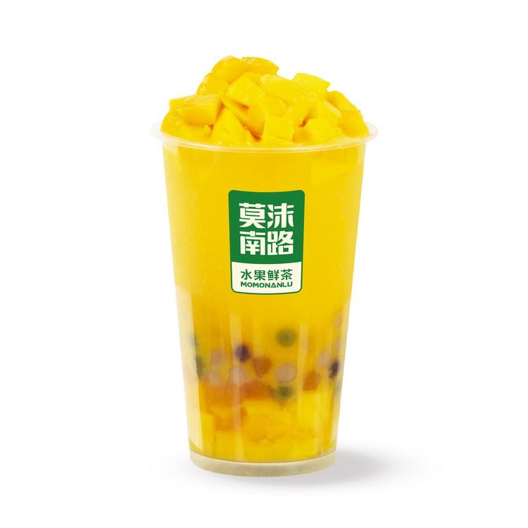 芒芒甘露茶
